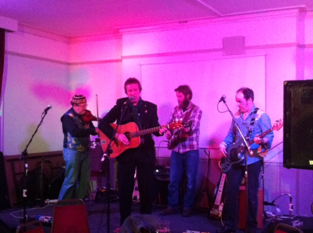 Ronnie Lane Multiple Sclerosis Benefit Gig The Grange
