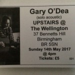 pic of Welly tickets