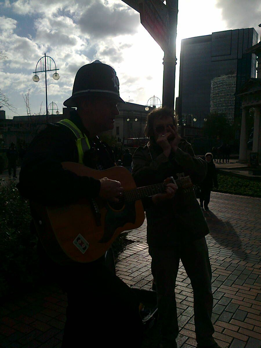 News Updates Busking For Pleasure Slim Chance Pics Gigs