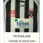 Steve Mills book on the history of Tipton Town Football Club