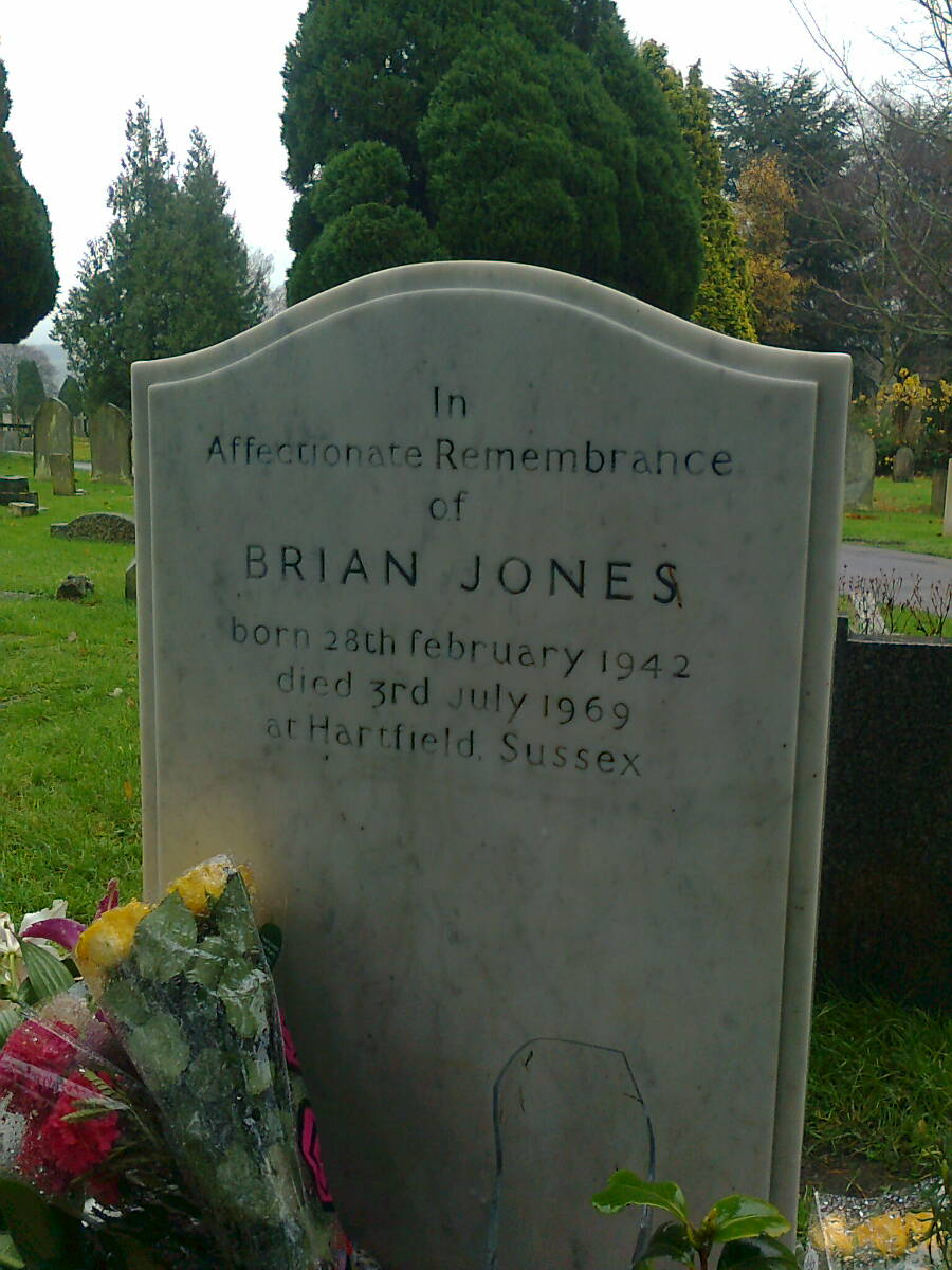 Brian Jones Pilgrimage Cheltenham 24 11 12 Gojo Music