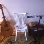 House party gig set up
