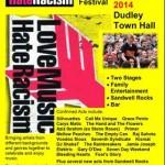 LMHR gig Dudley Town Hall 26-4-14