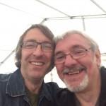 Me & Mark Stuart @ RGG Festival Wolves 13-6-15