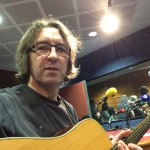 Gary O'Dea live session @ BBC WM on the Richie Anderson Show