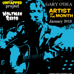 Wolfman Radio Artist of the Month Jan 2016