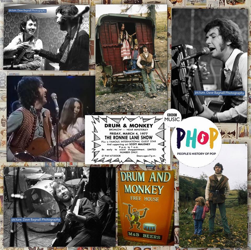Peoples History Of Pop Ronnie Lane Bbc Radio Shropshire 7
