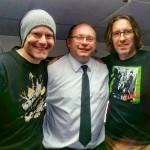 Alex, Jason Forrest and Me - The Milk Bar WCR 16-5-16