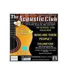 Acoustic Club compilation cd cover Who Are These People