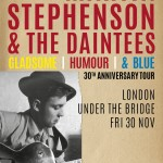 Martin-Stephenson & The Daintees - Under The Bridge - London Nov 30 2018